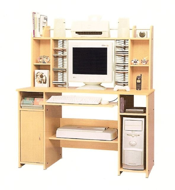 Meuble bureau ordinateur but images for Meuble bureau pour imprimante